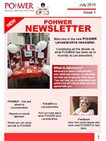 POhWER Newsletter icon