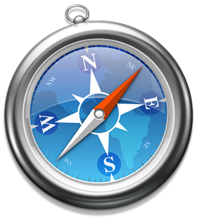 Apple Safari Logo