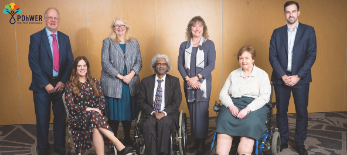 A photo of seven of our trustees
