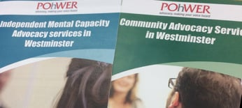 pictue of westminster service leaflets