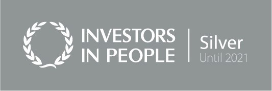 Investors In People Silver Award 2018-2021