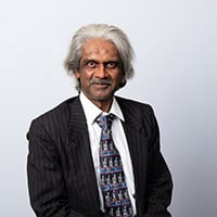 A picture of POhWER Trustee Sundera Kumara-Moorthy