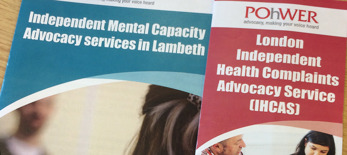picture of the Lambeth service leaflets