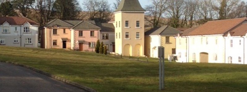 Huntercombe care home near Glasgow