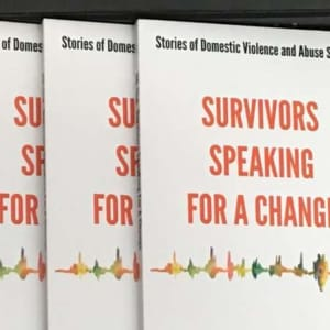 Survivors Speaking For A Change Book