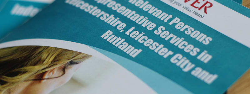 A picture of the Rutland IMCA Leaflet.