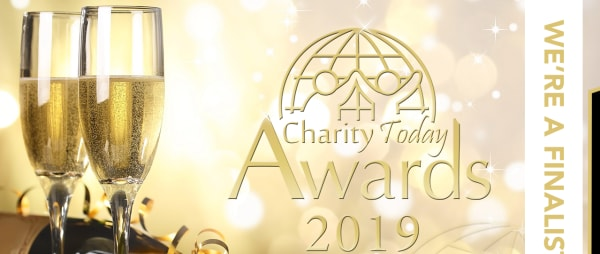 Charity Today Awards Finalist Logo