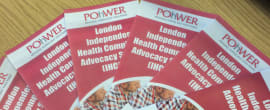 Read: London Independent Health Complaints Advocacy Service (IHCAS)