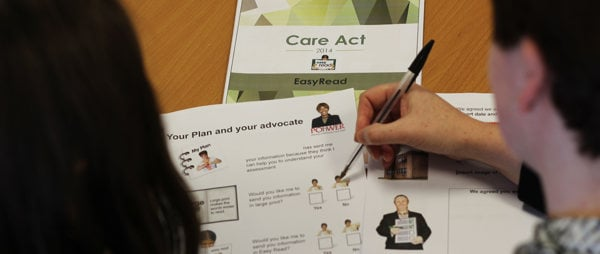 Care Act Advocacy